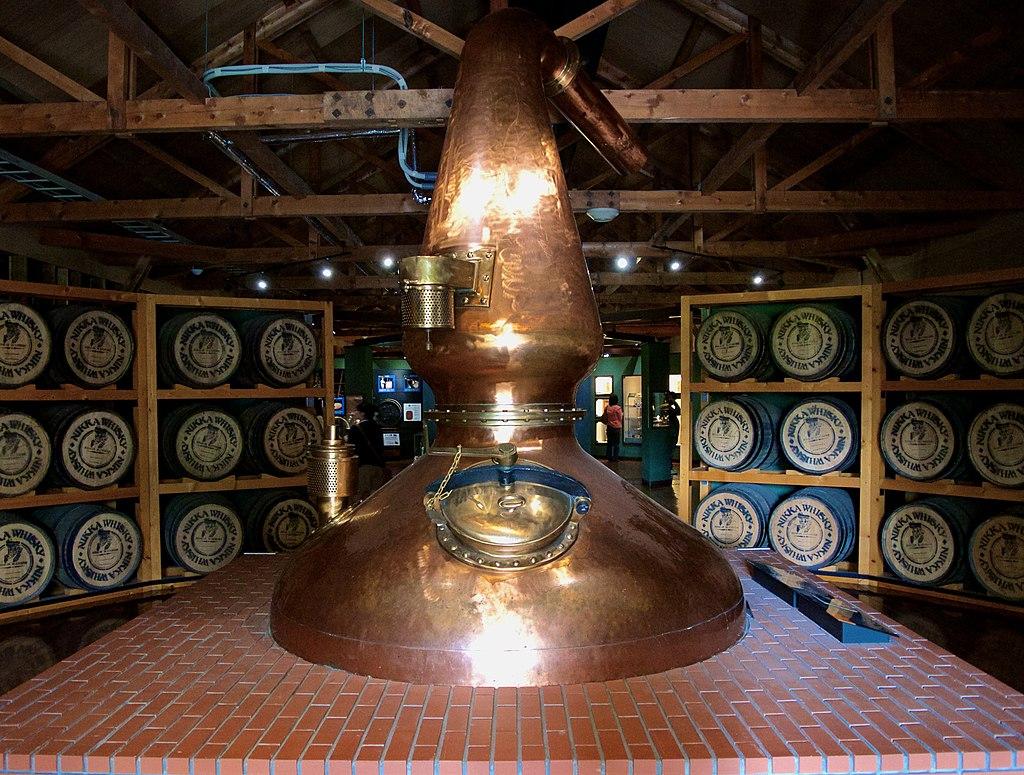 Nikka distillery, Yoichi - Flickr - odako1