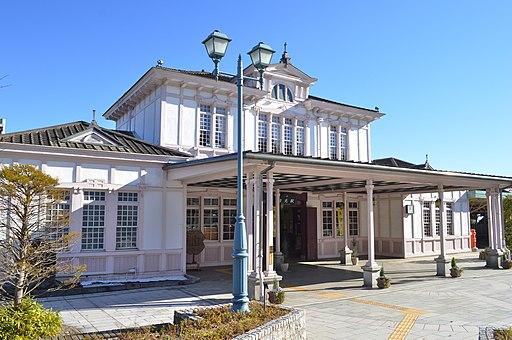 Nikko Station ekisha