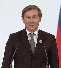 Nikolai Lebedev (director) 2014.jpg