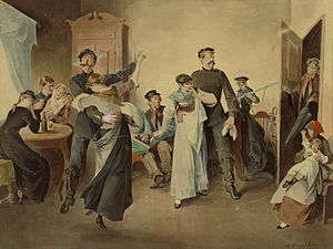 Nils Bergslien - The Discovered Dance (1895)