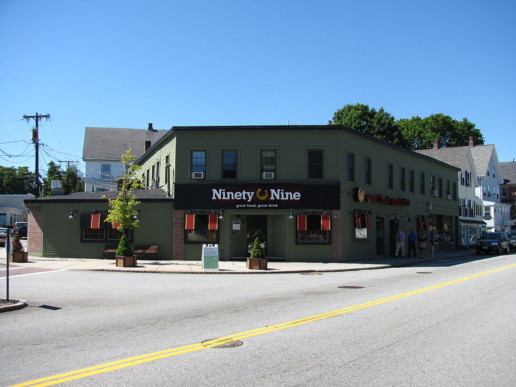 Ninety Nine Restaurant Quincy Ma