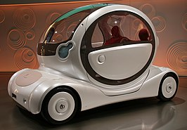 Nissan Altima Wiki >> Nissan Pivo - Wikipedia