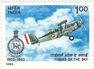 No. 1 Squadron IAF Indian Air Force flying squadron