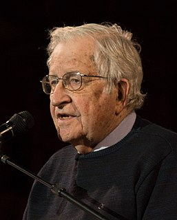 Noam Chomsky American linguist, philosopher and activist