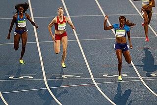 Athletics at the 2016 Summer Olympics – Womens 400 metres hurdles