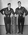 Nokipojat Matti Kaksonen & Viljo Korpela 1960.jpg