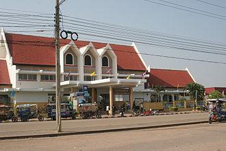 Nong Khai Province - Nong Khai Railway Station