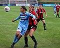 Nor Mustafa Lewes FC Women v West Ham Utd Women 23 08 2020 pre season-27 (50259845566).jpg
