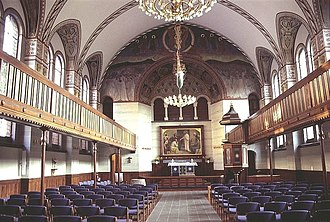 Zion's Church, Copenhagen - Interior