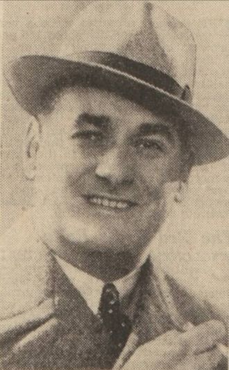 Norman Evans - Evans, advertised in the Daily Mail, 21 July 1939