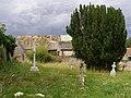 North-west corner of St Mary's churchyard - geograph.org.uk - 645590.jpg