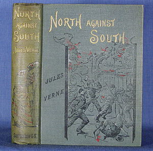 Texar's Revenge, or, North Against South - English first edition cover