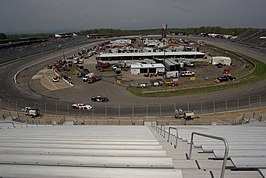North Wilkesboro Speedway, North Carolina