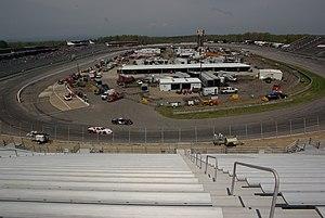 North Wilkesboro Speedway - Image: North Wilksboro Speedway April 2011