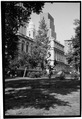 North elevation - New York City Hall, City Hall Park, New York, New York County, NY HABS NY,31-NEYO,91-2.tif