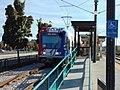 Northbound Red Line at Ballpark station, Oct 16.jpg