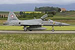 Northrop F-5E Tiger II, Switzerland - Air Force JP6568409.jpg