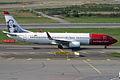 Norwegian (Kirsten Flagstad livery), LN-DYT, Boeing 737-8JP (16454890721).jpg