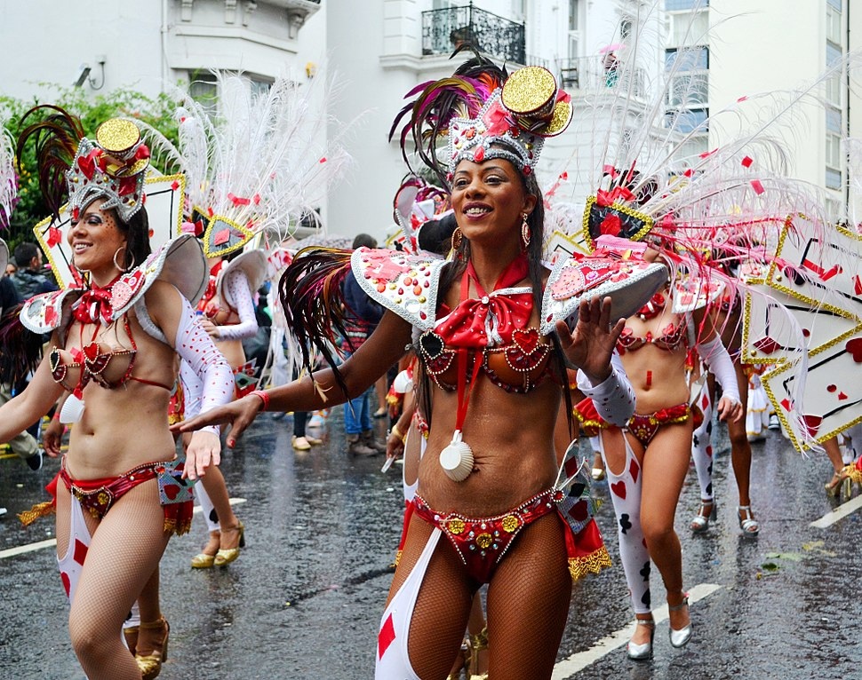 Notting Hill Carnival 2014 (1)