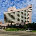 Novosibirsk LeninaSt Azimut Hotel 07-2016.jpg