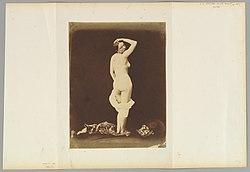 Félix-Jacques Moulin: Nude
