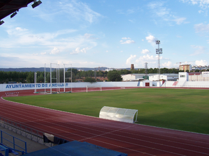 Andújar - The New Municipal Stadium (Nuevo Estadio Municipal)