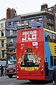 O'Connell Bridge bus, Dublin, October 2010.JPG