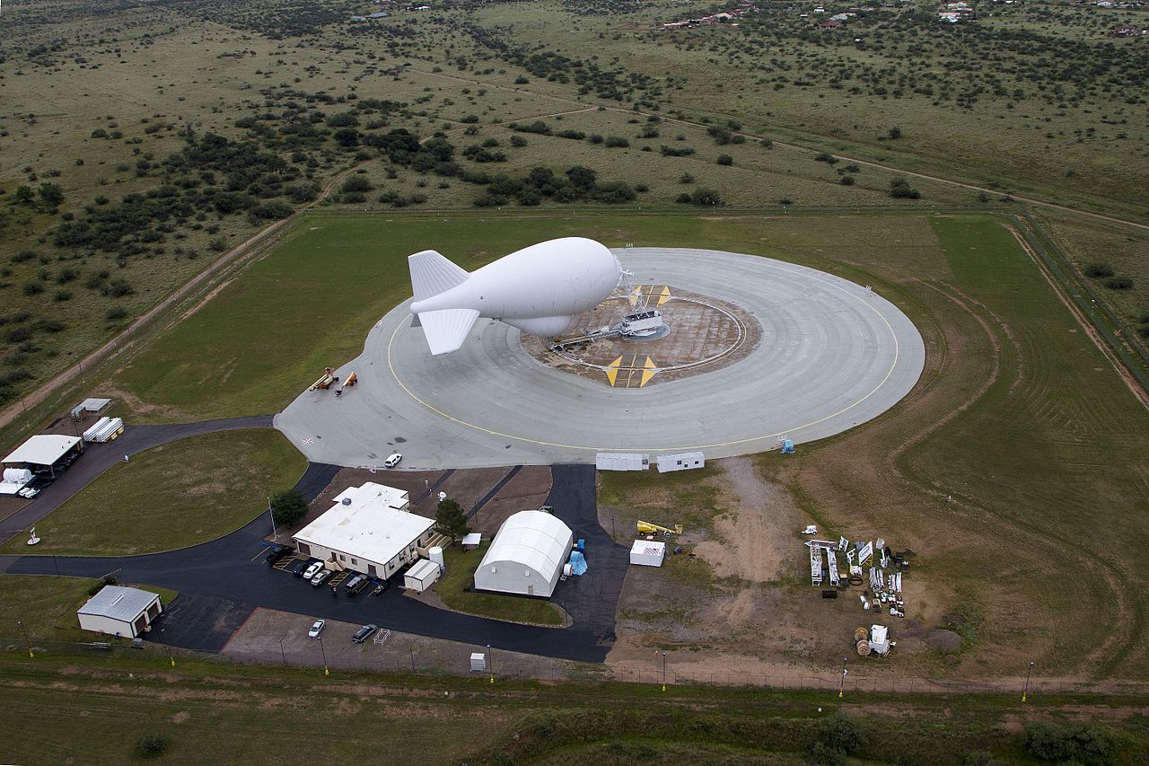 File Oam Tethered Aerostat Radar System Tars Fort