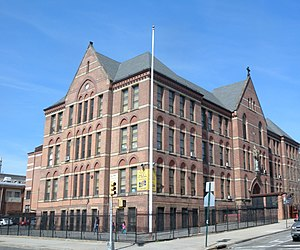 Basilica of Our Lady of Perpetual Help (Brooklyn) - OLPH school