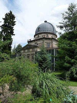Carlos Jaschek - Image: Observatoire Strasbourg