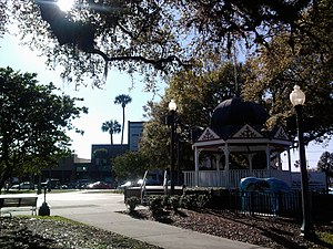 Ocala, Florida - Downtown Ocala