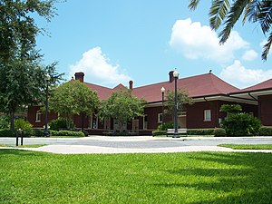 Ocala Union Station - Image: Ocalaunionstation 1