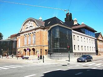 Odense Teater - Odense Theater, Denmark