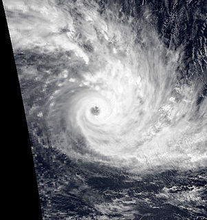 Cyclone Ofa Category 4 South Pacific cyclone in 1990