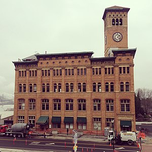 Pierce County, Washington - Image: Old City Hall in Tacoma, WA 2