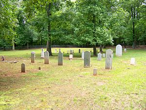 Shiloh Presbyterian Church Cemetery - Image: Old Shiloh Presbyterian Church Cemetery 1780 1916