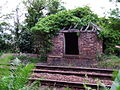 Old lineside hut - geograph.org.uk - 467536.jpg