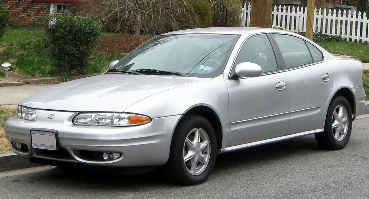 Oldsmobile Alero Wikipedia