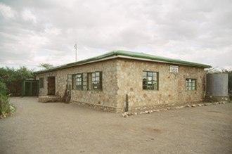 Olduvai Gorge Museum - Image: Olduvai Gorge Museum