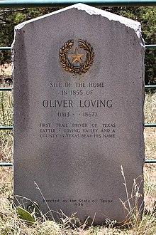 Oliver Loving Wikipedia