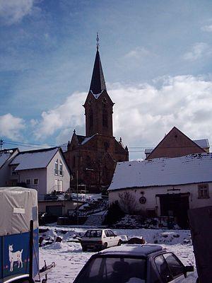 Olsbrücken - Olsbrücken Protestant Church