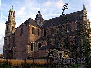 Nederlands: Onze-Lieve-Vrouw Hemelvaartkerk in...