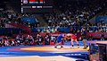 Olympic Freestyle Wrestling at Excel - 96kg Gold Medal Match 001.jpg