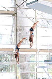 High diving
