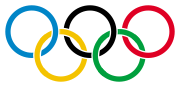 Description de l'image  Olympic rings.svg.