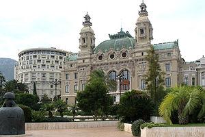 Français : Opéra de Monte-Carlo à Monaco.