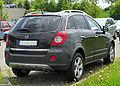 Opel Antara 2.0 CDTI rear 20100516.jpg