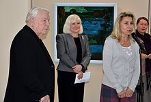 Opening of an exhibition of Leonid Shchemelyov 28.12.2013 11.jpg