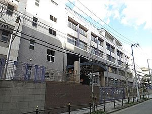 Osaka City Temma Junior High School IMG 8052 R 20141207.JPG