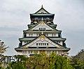 Osaka Osaka-jo Hauptturm 10.jpg